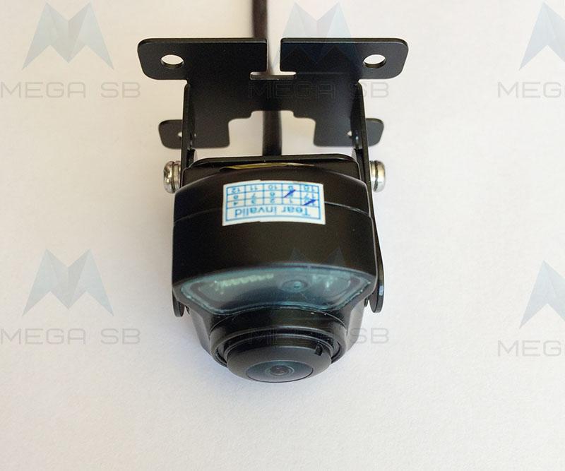 RVi-C111A (2.35 мм) - Видеокамера миниатюрная квадратная вид снизу